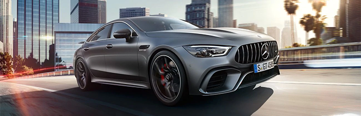 New Mercedes-AMG GT 4-Door.